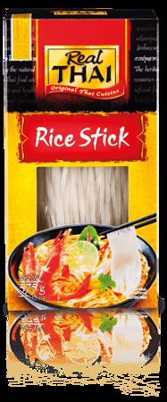 Makaron ryżowy 5mm 375g - Real Thai