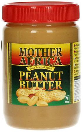 Masło orzechowe 99,2% kremowe 500g - Mother Africa