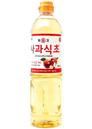 Ocet jabłkowy 500ml - Monggo
