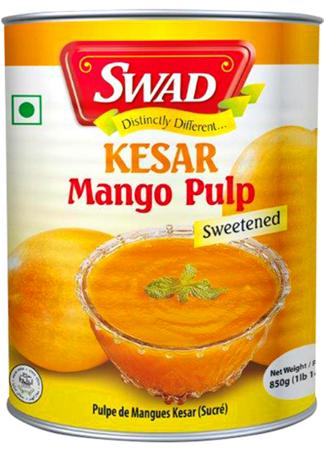 Przecier, pulpa z mango Kesar 850g - SWAD