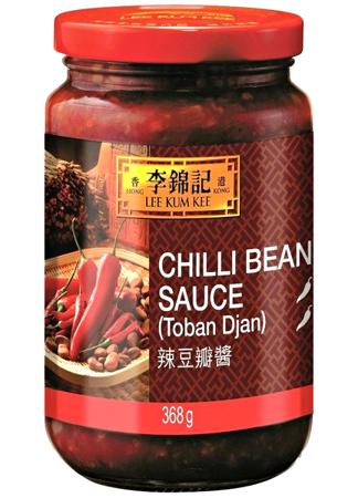 Sos Toban Djan, ostre chili z bobem 368g - Lee Kum Kee